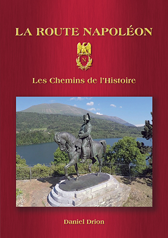 couverture livre La Route Napoléon