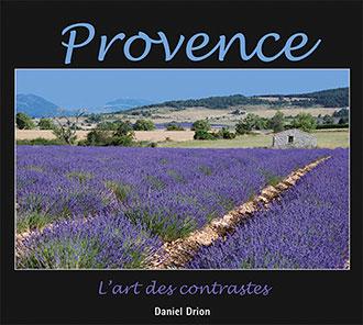 couverture livre Provence - L'art des contrastes