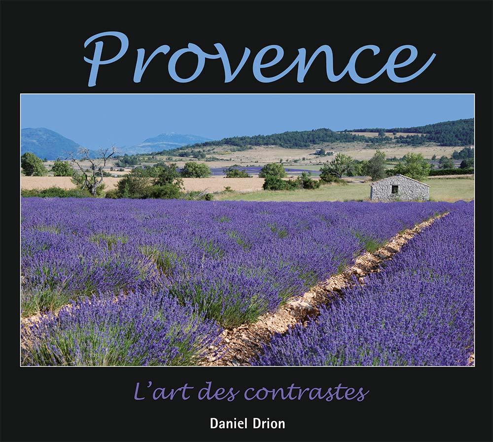 livre Provence - L'art des contrastes